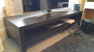 Ikea Lack Tv Bench In Black Brown In London Posot Class