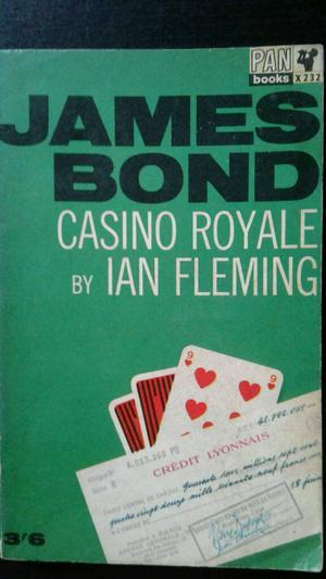 JAMES BOND BOOK