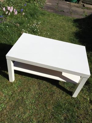 Ikea White Coffee Table Posot Class