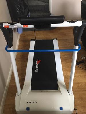 Treadmill reebok pure I-run treadmill running machine