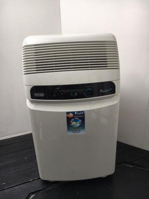 delonghi air con remote manual