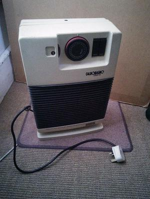 Portable Fan In A Classroom : Delonghi w retro fan heater posot class