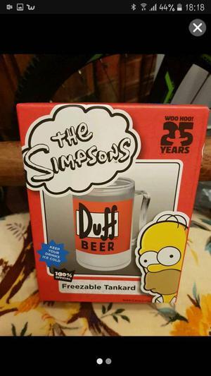 Simpsons freezable tankard