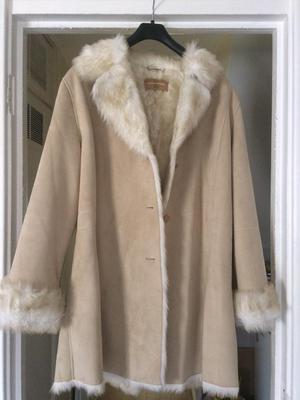 Gerry Webber real Sheepskin women's coat