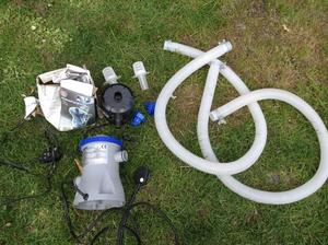 Pool pump kit