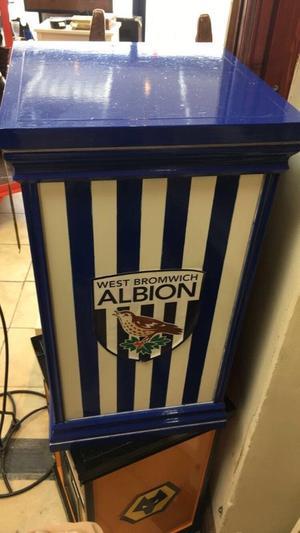 West Bromwich post box
