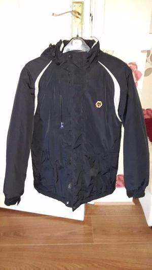 Junior wolverhampton wanderers coat