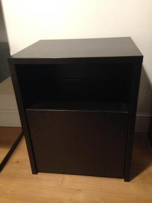 Ikea micke desk black posot class for Ikea desk black