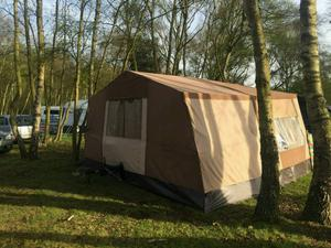 Large Trailer Tent Posot Class