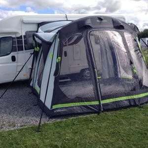 Driveaway Awning Reimo Tour Easy 2 For Campervan Posot Class