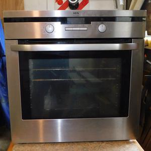 Build in AEG Competence electric oven