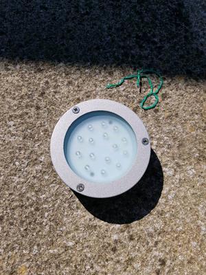 Brand new garden lights