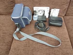 Fuji Finepix  Camera + Accessories and Bag