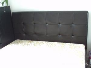 Solid King Size Wooden Bed Brand New Highbury Posot Class