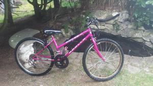 Apollo Womens/girls 24 Inch Mountain bike