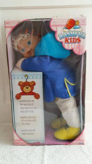 BASHFUL KID DOLL