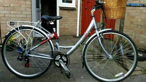 New ladies Raleigh bicycle