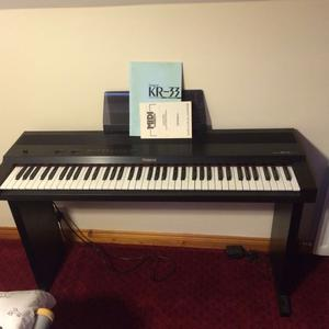 roland e 68 electric keyboard for sale posot class. Black Bedroom Furniture Sets. Home Design Ideas