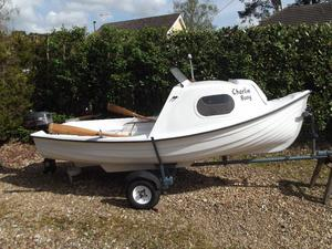 Max craft orkney style 12ft fishing boat posot class for 12 foot fishing boat