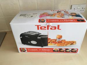 Tefal toaster (tefal toast and bean)