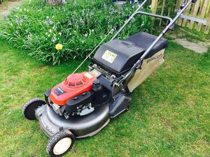 honda hrd 536 self propelled mower in stowmarket posot class. Black Bedroom Furniture Sets. Home Design Ideas