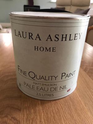 laura ashley erin eau de nil curtains extras posot class. Black Bedroom Furniture Sets. Home Design Ideas