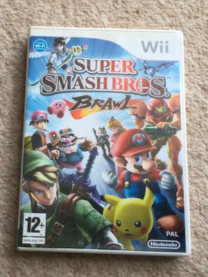how to download super smash bros brawl on wii