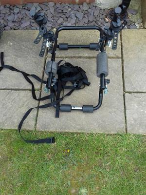 Universal 3 bike -bike/cycle rack