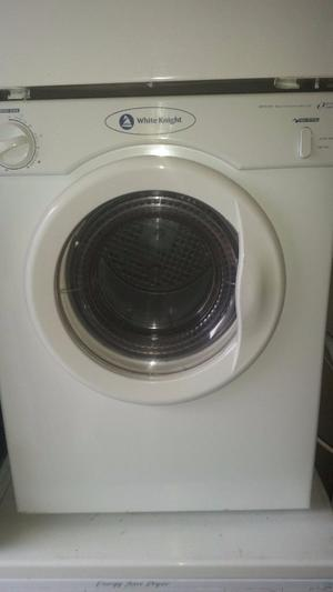White Knight C37aw Compact Tumble Dryer Posot Class