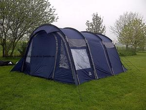 eurohike grasmere 2 bedroom 4 berth tent posot class