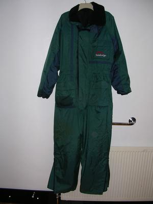 Thermal Fishing Suit Posot Class