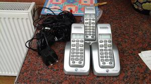 BT Studio hand telephone set. Electric kettles,Toasters,Chip