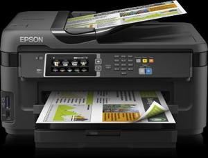 Epson workforce wf-dwf multifunction a4 or a3 printer for sale