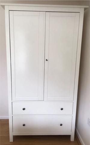 hemnes wardrobe posot class. Black Bedroom Furniture Sets. Home Design Ideas