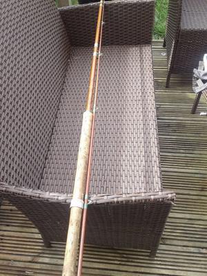 vintage Marlow downes swing tip rod