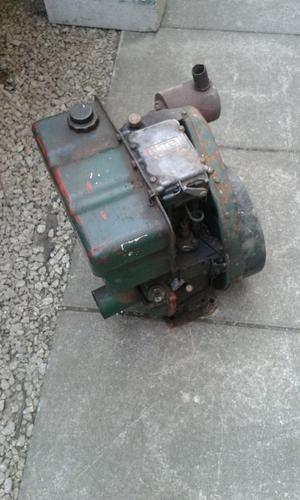 Lister cs 6hp stationary engine posot class for Stationary motors for sale