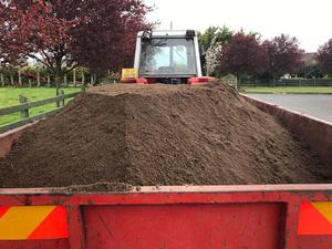 Screened top soil for sale exeter posot class for Soil for sale