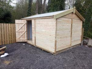 Belfast and northern ireland street directory posot class - Garden sheds ni ...