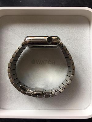 Apple Watch Stainless Steel 38mm with Sapphire Crystal Display