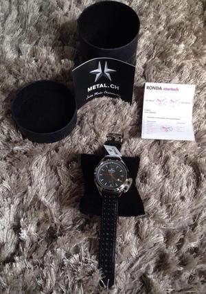 BRAND NEW MetalCH Chronometer men's watch