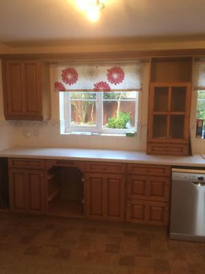 howdens stornoway kitchen door draw new posot class. Black Bedroom Furniture Sets. Home Design Ideas