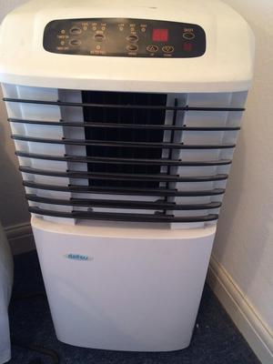 Small Air Conditioner Homebase