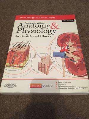 Großartig Ross And Wilson Anatomy And Physiology 10th Edition Fotos ...