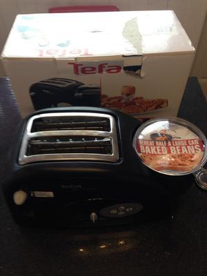 Toaster & bean Tefal