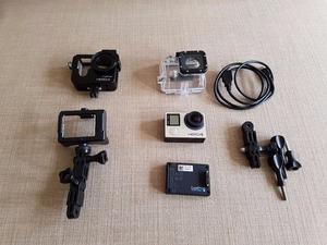 GoPro Hero4 Camera Camcorder Sport Hero 4 Video Action Accessories