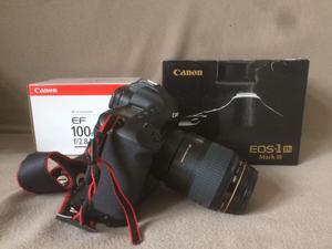Canon 1D mark III and 100mm f2.8 macro lens