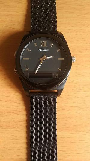 Martian notifier smart watch works with android and iphone