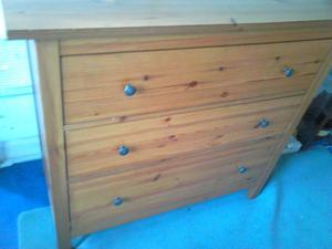 6 drawer chest of drawers ikea hemnes blue posot class for Chest of drawers ikea