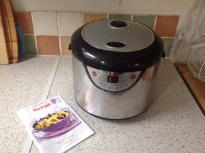 Tefal 8 in 1 multi cooker