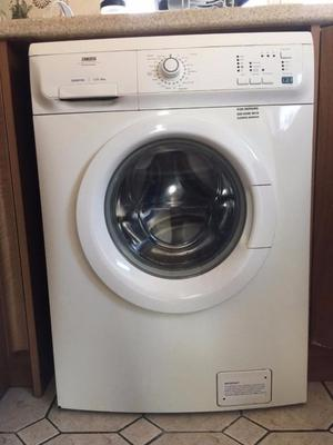 Zanussi Washing Machine Kg Posot Class